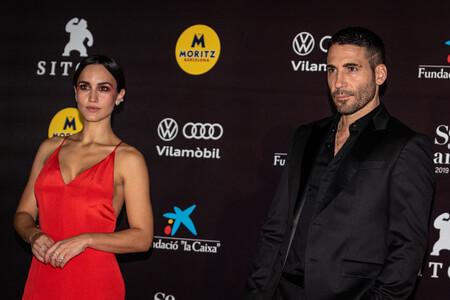 Megan Montaner and Miguel Angel Silvestre