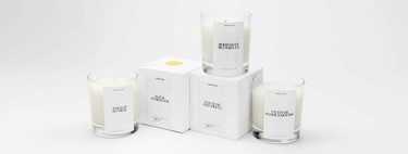 After the success of the perfumes signed by Jo Malone (now in Jo Loves), Zara launches a collection of aromatic candles to enjoy at home