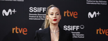 We bid farewell to the 2020 San Sebastian Film Festival with a red carpet at the closing ceremony where Ester Expósito was the most outstanding