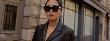 The total leather look is the most sought-after trend in autumn: 13 looks seen on the streets of New York that come loaded with leather