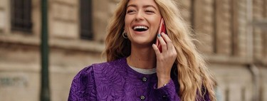 The street style says it all: purple is the king of colors this season (and these nine garments from the sales help you follow the trend)