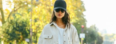 The cap is the favourite accessory of fashionable girls: nine designs to set a style that is not even worth combing