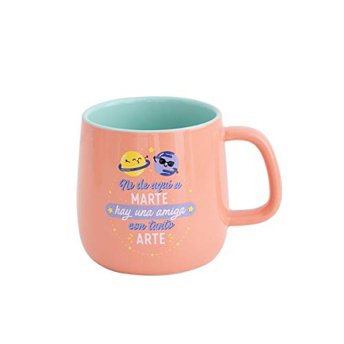 Mr. Wonderful Mug, Multicolor, unique