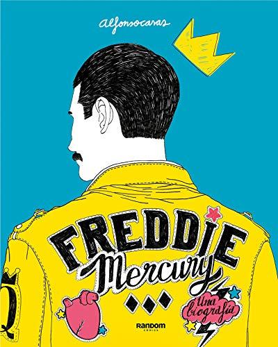 Freddie Mercury: A Biography (Random Comics)