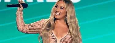 Not one, not two, not three: Demi Lovato scores five different looks at the People's Choice Awards 2020