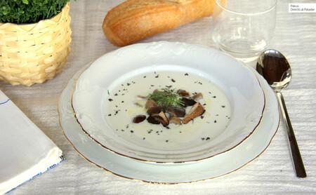 Idiazabal Soup