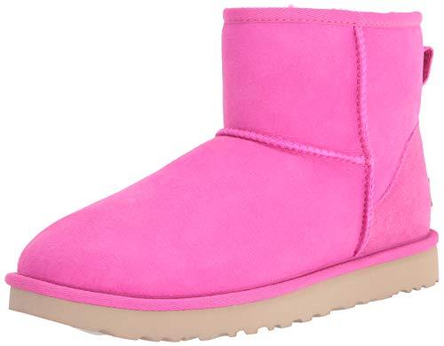 UGG Classic Mini II, Women's Classic Boots, Rock Pink, 39 EU