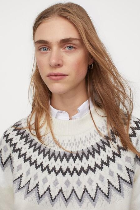 HmgoepprodJacquard knitwear