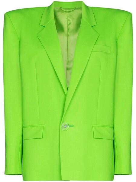 Neon Green Blazer 03