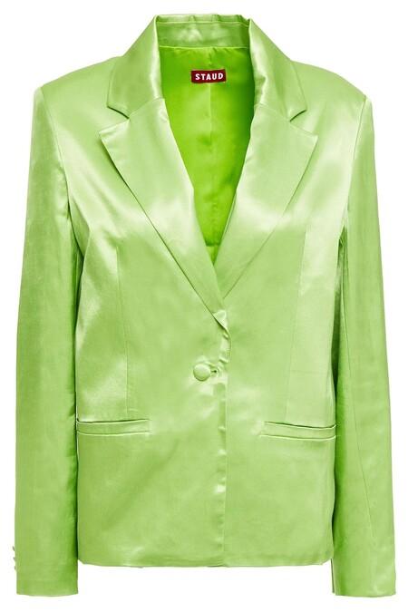 Neon Green Blazer 02