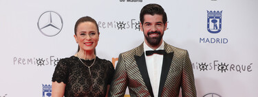 Forqué 2021 Awards: these have been the best and the worst looks on the red carpet