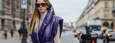 """Whether it's as """"jacket"""" main or as an extra: the puffy padded vests cause a sensation on the street"""
