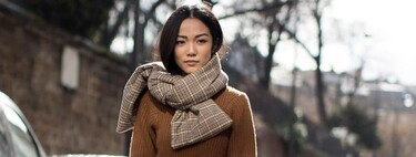 A classic that returns every winter: nine plaid scarves that will never go out of style.