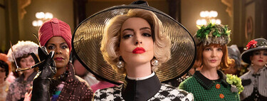 Anne Hathaway has our favorite costume in the remake of 'The Witches', the most anticipated movie of this Halloween