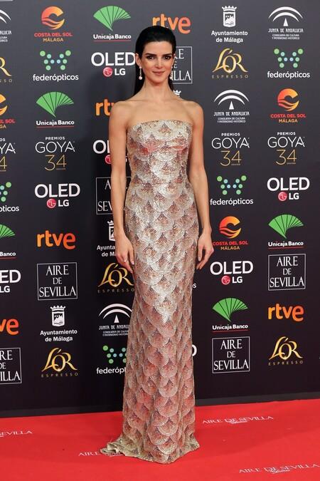 Clara Lago From Oscar De La Renta 2020