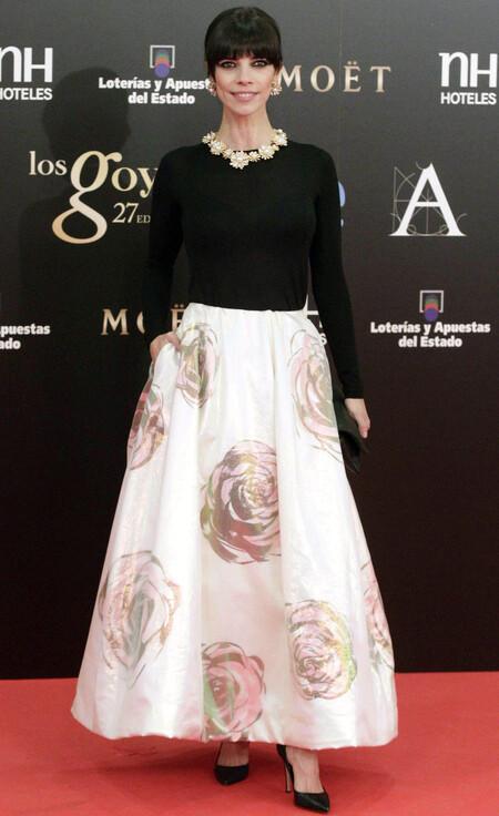 Maribel Verdu From Dior 2013