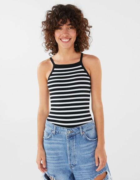 Bershka Body Stripes 01