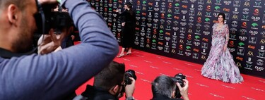 This year we won't see celebrities parading down the red carpet at the 2021 Goya Awards: the gala will be telematic