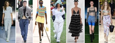 All the Spring-Summer 2021 trends according to the catwalks.