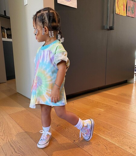 How to Combine T-Shirt Dress 11