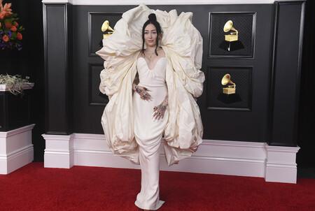 Noah Cyrus Schiaparelli Grammy 2021