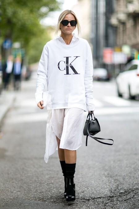 Combine Dress Sweatshirt 03