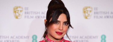 Priyanka Chopra sweeps the BAFTA Awards red carpet with two stunning looks, and one with a Spanish stamp.