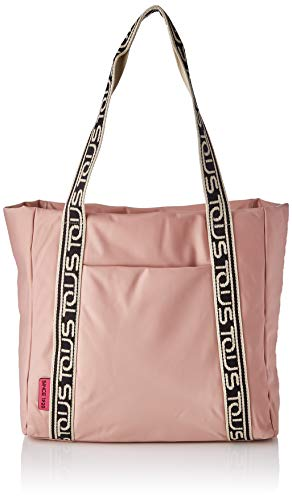 TOUS, Women's SHOPPING SHELBY, PINK, LARGE