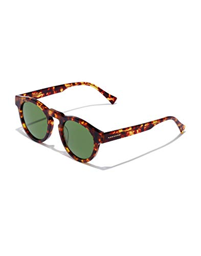 HAWKERS G-List Sunglasses, GREEN, One Size Unisex-Adult
