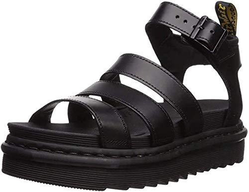 Sandalo DR MARTENS Blaire Black Brando Taglia 40 - Colore Nero
