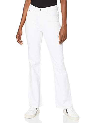MERAKI USAPP7 Boot Cut Jeans, white, 26W / 32L