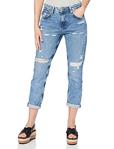 Pepe Jeans Violet Jeans Women's Violet Jeans, Blue (Denim 000), 27W