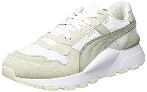 PUMA RS 2.0 Femme WN S, Women's Shoes, Desert Sage Marshmallow White, 39 EU
