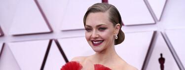 Amanda Seyfried nos enamora con su look beauty sofisticado en los Premios Oscar 2021