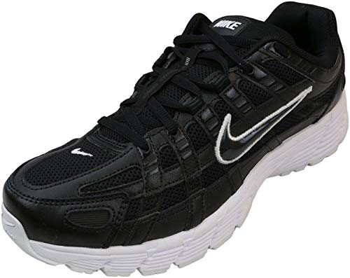 Nike W P-6000 Women's Running Shoe, Black/Anthracite/White, 40.5 EU
