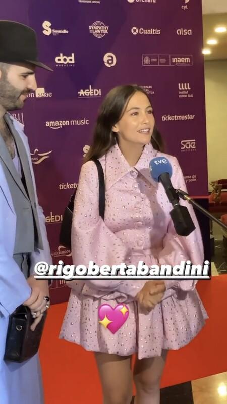 Rigoberta Bandini Indie Music Awards