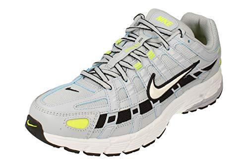 Nike BV1021-008, Women's Running Shoe, Sky Grey/White-Lemon Venom-Black, 40 EU