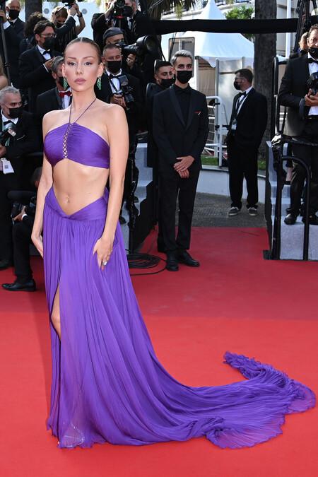 Ester Exposito Etro July 6 Cannes