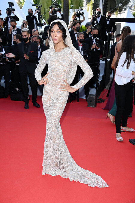 Mj Rodriguez Etro July 6 Cannes