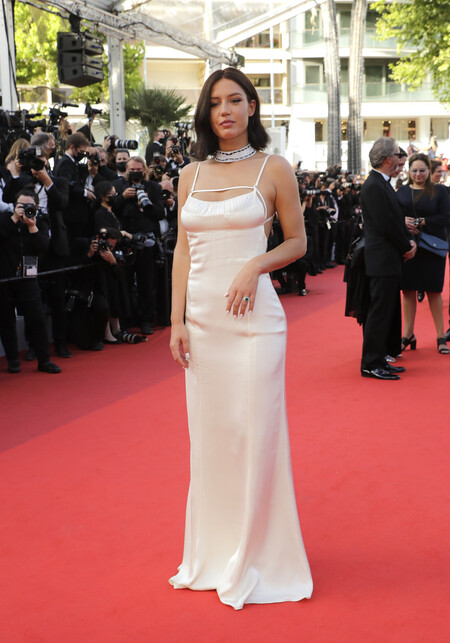 Adele Exarchopoulos red carpet cannes 2021