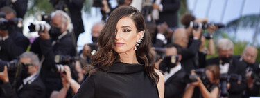 Paz Vega dazzles at the Cannes Film Festival with these two stunning looks.