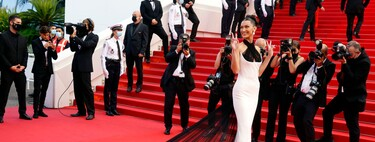 Cannes Film Festival 2021: all the red carpet looks from the opening ceremony.