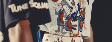 You don't have to play basketball to crave the new Pull&Bear x Space Jam capsule collection.
