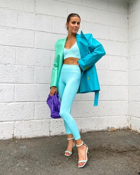 Sporty Looks Street Style Gym Street 03