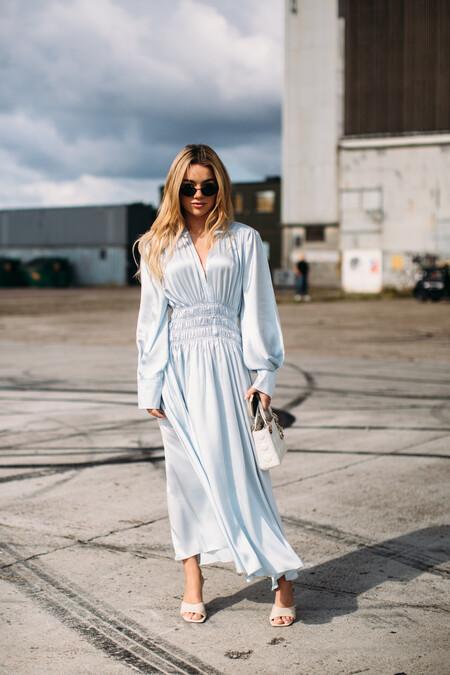 Street Style Maxi Dress Halftime 2021 06