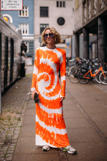 Street Style Maxi Dress Halftime 2021 01