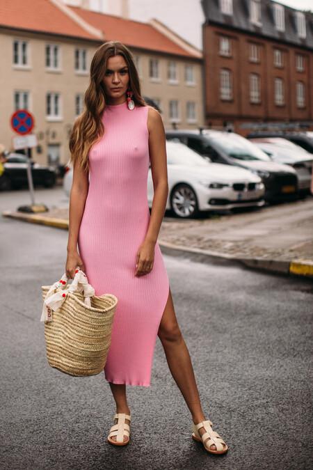 Street Style Maxi Dress Halftime 2021 04