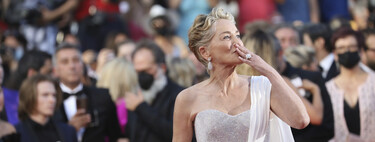 Celebrities cap off the 2021 Cannes Film Festival with a red carpet full of unforgettable looks