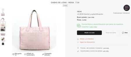 Chanel Vestiaire Collective 01 handbag