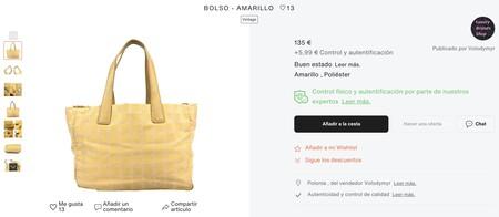 Chanel Vestiaire Collective 04 bag